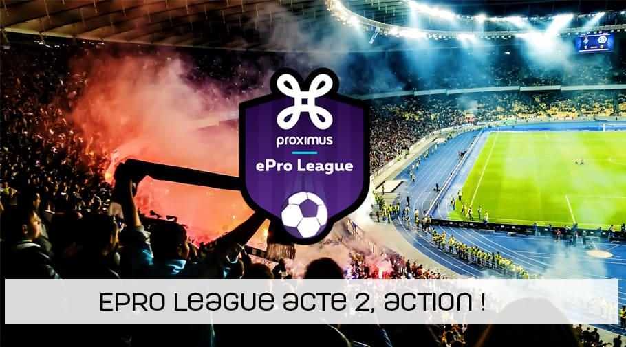 ePro League : les joueurs amateurs qualifiés pour les playoffs sont connus !