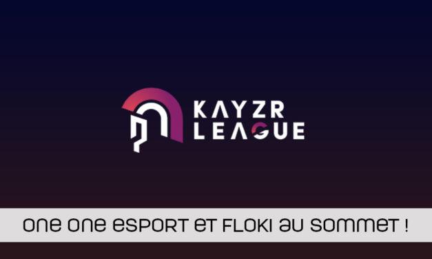 One One esport et Floki remportent la Kayr League