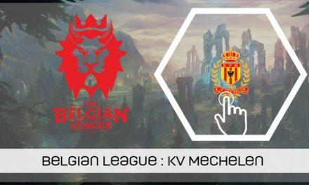 Belgian League, présentation du KV Mechelen League of Legends