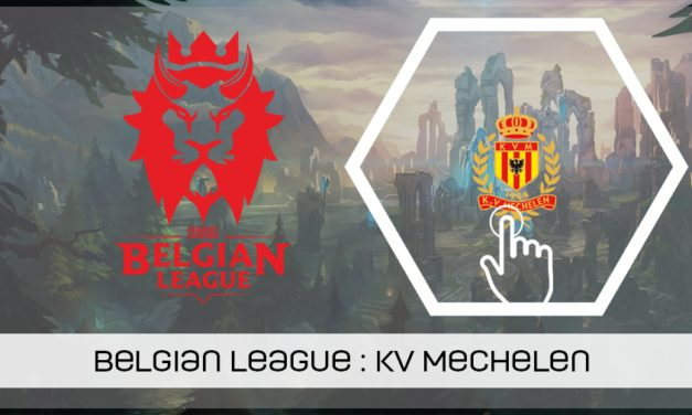 Belgian League, présentation du KV Mechelen League of Legends