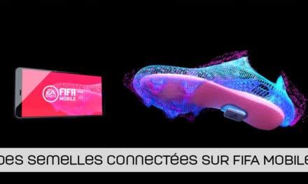 Adidas lance la semelle connectée!