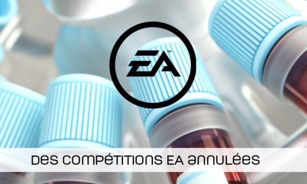 Les évènements EA Sports impactés par le coronavirus