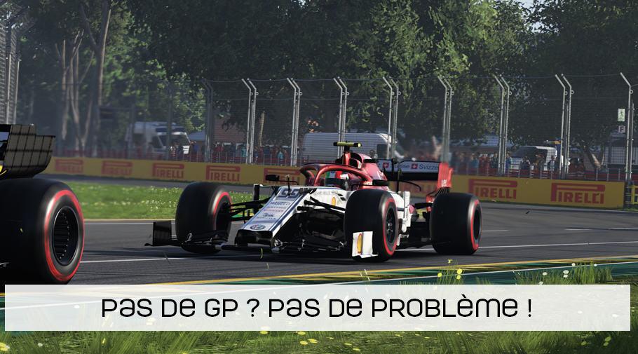 Le Not the Aus GP organisé par Veloce Esports