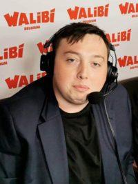 Quentin Josis - esports commentator Belgium