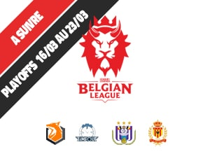 Widget Belgian League League of Legends playoffs promote