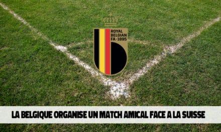 La Belgique renaît de ses cendres sur FIFA avec un match contre la Suisse