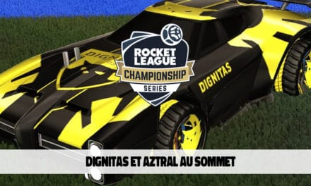 AztraL et Bilbo, champion d'Europe avec Dignitas