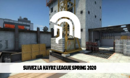 Kayzr league : Warthox solidement en tête !