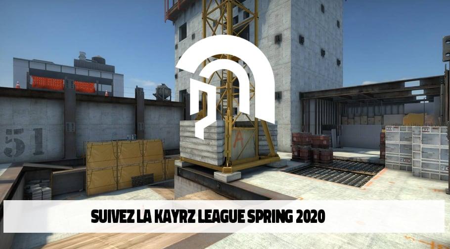 Kayzr league : Warthox solidement en tête !