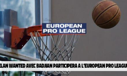 Badjian participera à l'European Pro League sur NBA 2K