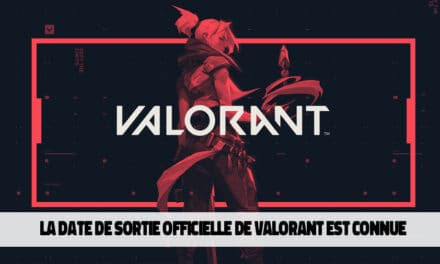 Valorant sortira officiellement le 2 juin