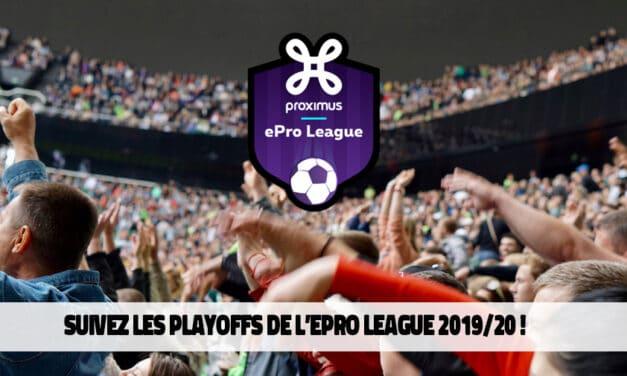 ePro League playoffs : Le Standard & Mouscron s'imposent !