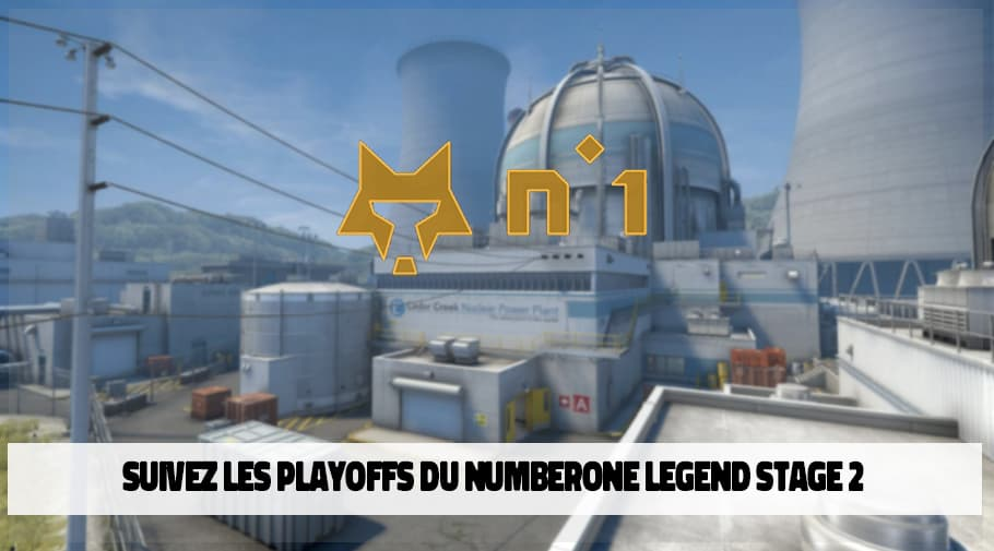 The Dice remporte le Number One Legend stage 2 !